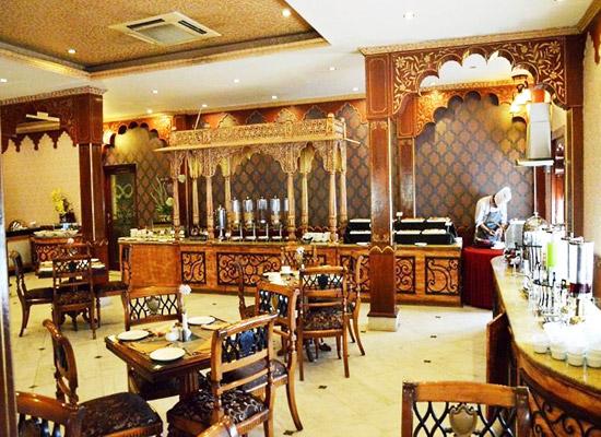 Chokhi Dhani Resort jaipur sitting area