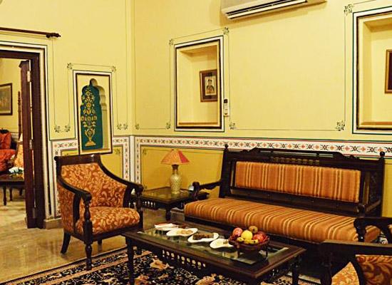 Chokhi Dhani Resort jaipur living room