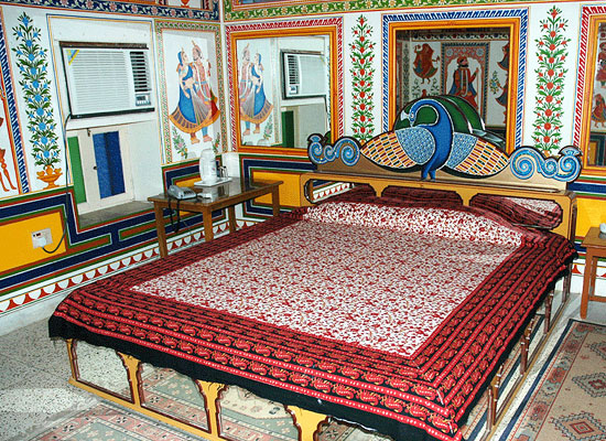 Rooms at Jamuna Resort Jhunjhunu, Rajasthan