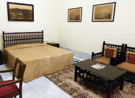 Naila Bagh Palace jaipur bedroom