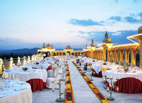 Chunda Palace udaipur balcony sitting area
