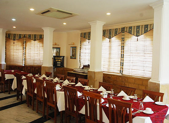 Heritage Inn Jaisalmer Dining