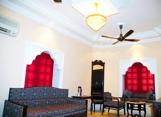 Heritage Inn Jaisalmer Inside View