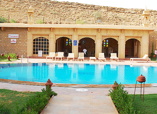 Heritage Inn Jaisalmer Swimming Pool