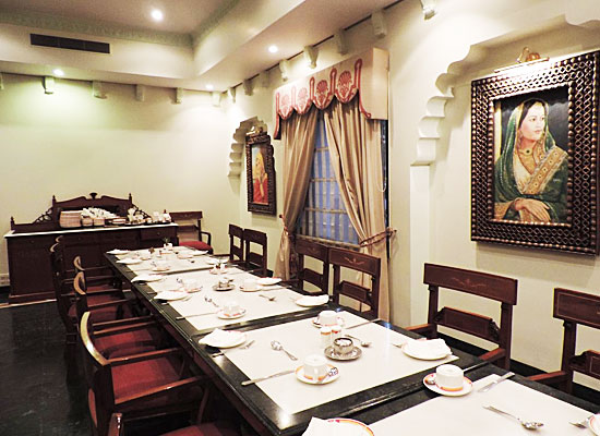 Heritage Resort Bikaner Restaurant