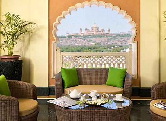 Indana Palace Jodhpur Sitting