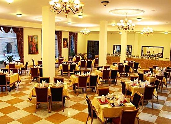 Brys Fort Jaisalmer Dining