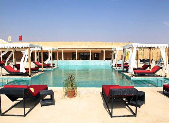Brys Fort Jaisalmer Poolside