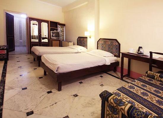 Himmatgarh Palace jaisalmer bedroom