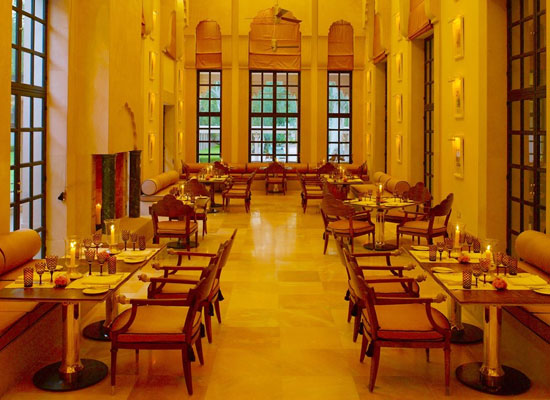 Aman Bagh Alwar Restaurant