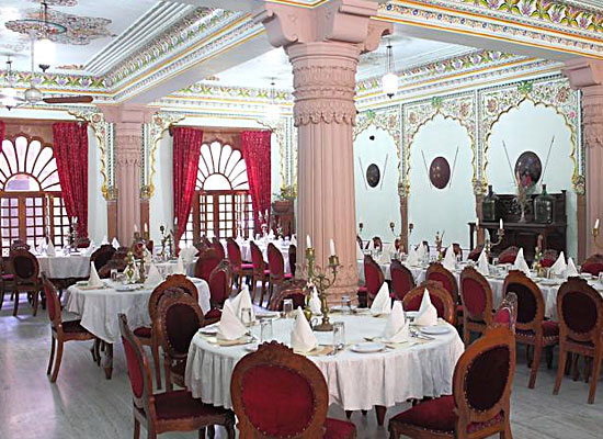 Jagat Palace Pushkar Dining