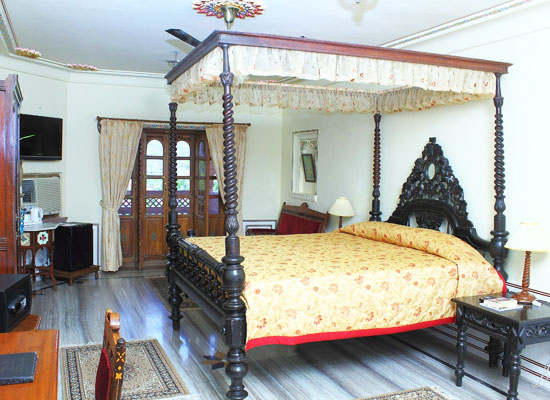 Jagat Palace Pushkar Room