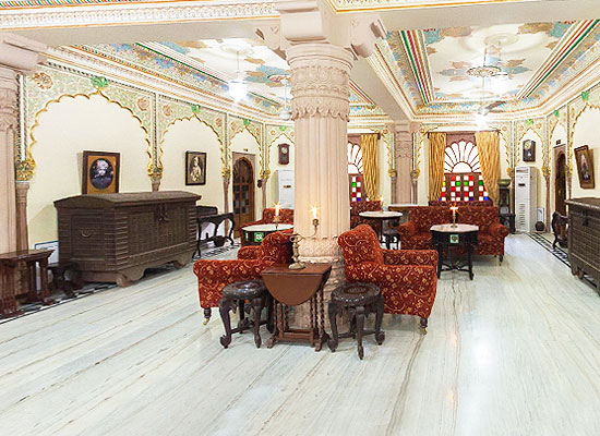 Jagat Palace Pushkar Inside View