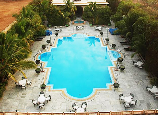 Jagat Palace Pushkar Swimming Pool
