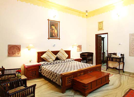 Room at Pushkar Bagh Pushkar