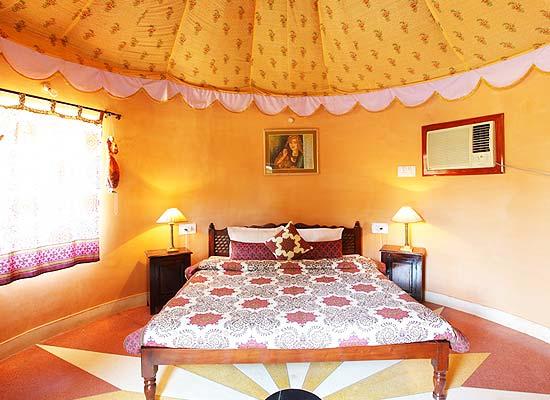 Room at Pushkar Fort Pushkar