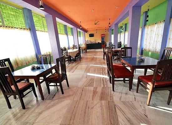 Dining Area at Pushkar Heritage