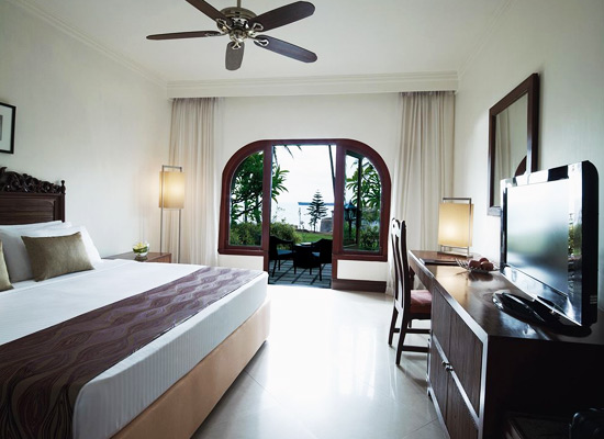 Room of Taj Fort Aguada Goa