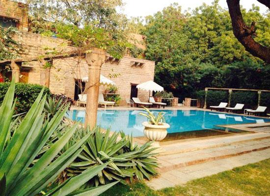 Devi Bhawan jodhpur pool view