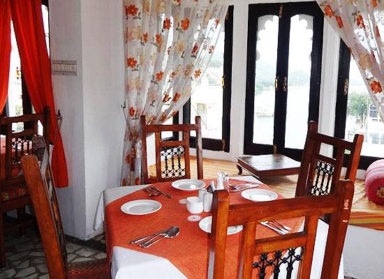 Karohi Haveli Udaipur Dining Area