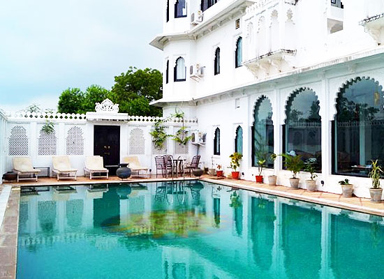 Karohi Haveli Udaipur Swimming Pool