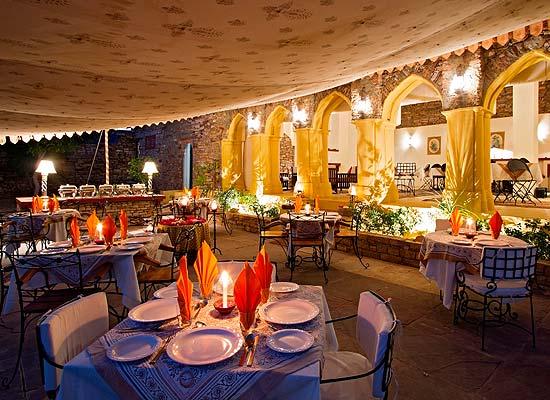Ramathra Fort Karauli, Rajasthan Restaurant