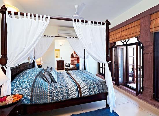 Rooms at Ramathra Fort Karauli, Rajasthan