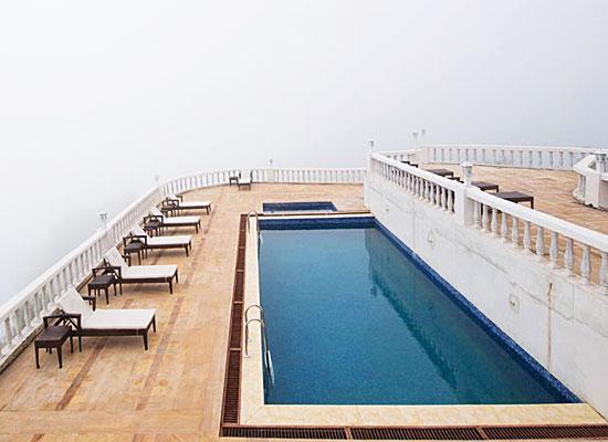 Fort Ramshehar Himachal Pradesh Swimming Pool