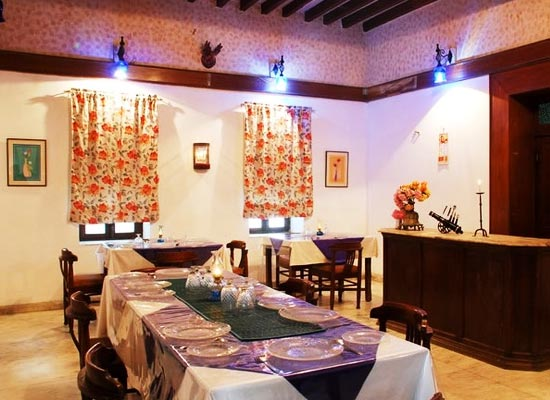 Bell Guest House Gujarat Dining