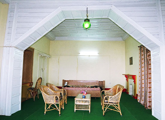 The Fair Light Trails Nainital Room