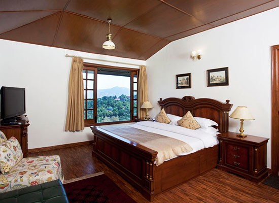 Amber Vermont Estate Mussoorie Room