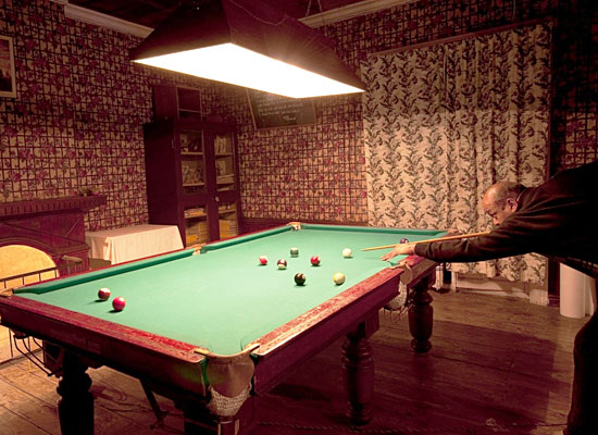 Holm Farm Heritage Resort ranikhet indoor game hall