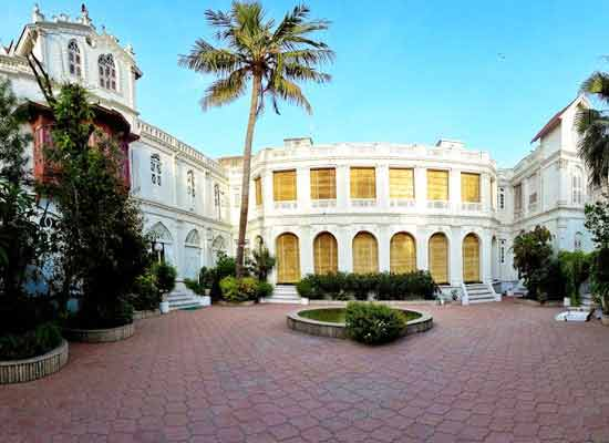 Divan's Bungalow ahmedabad facade