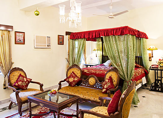 Hotel Madhuban jaipur bedroom