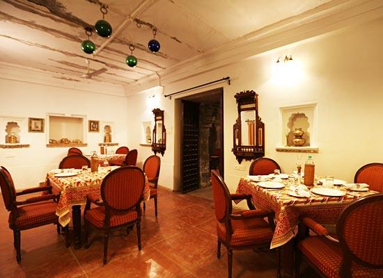 Bhainsrorgarh Fort Kota, Rajasthan Dining