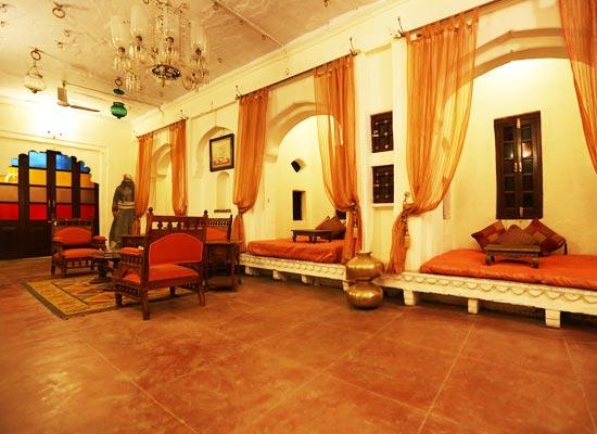 Bhainsrorgarh Fort Kota, Rajasthan Sitting