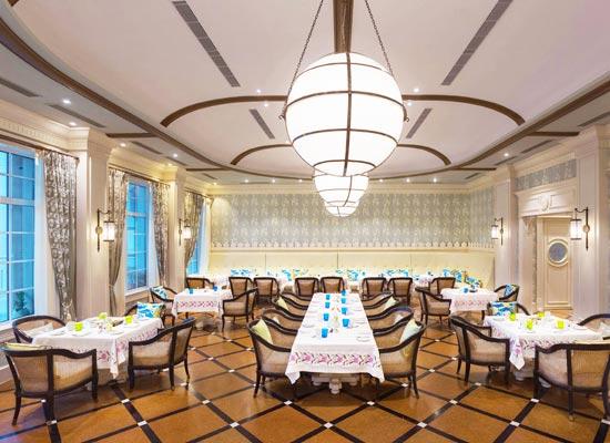 ITC Grand Bharat Restaurant