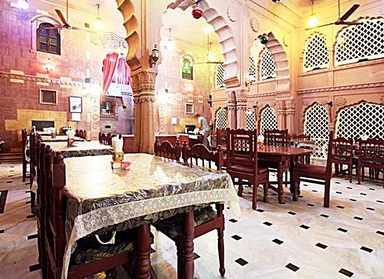 Heritage Kuchaman Haveli Jodhpur Restaurant