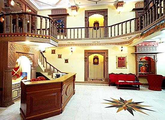 Heritage Kuchaman Haveli Jodhpur Inside view