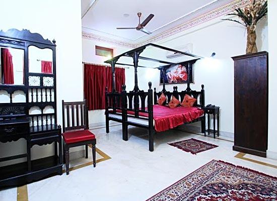 Heritage Kuchaman Haveli Jodhpur Room