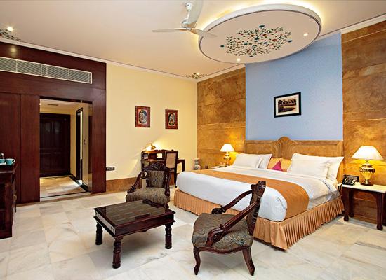 Talai Bagh Palace Jaipur Room