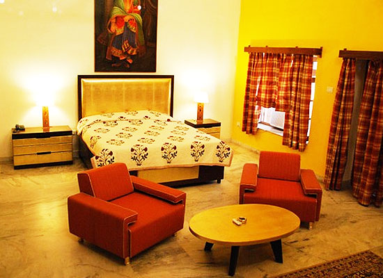 Kishangarh House Mount Abu Room
