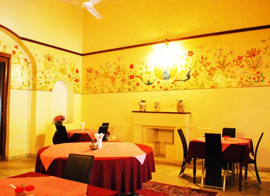 Kishangarh House Mount Abu Restaurant
