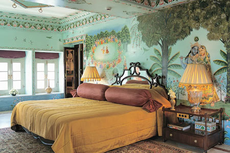 Taj Lake Palace Udaipur Luxury Suite