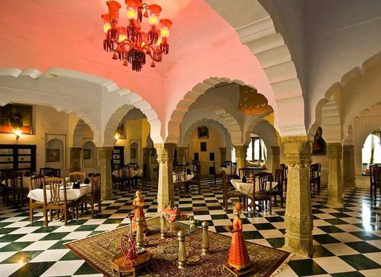 Fort Barli Ajmer Dining