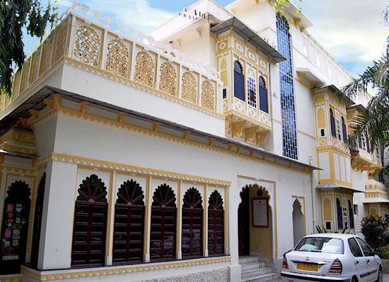 Hotel Mahendra Prakash udaipur facade