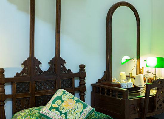 Hotel Mahendra Prakash udaipur bedroom