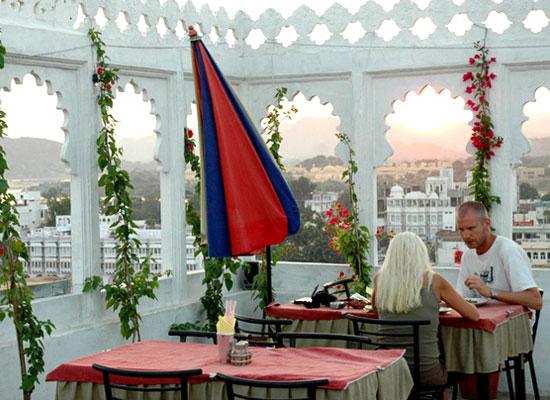 Anjani Hotel Udaipur Dining