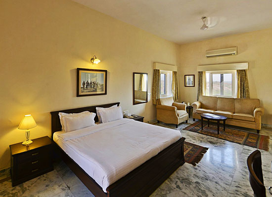 Bijolai Palace Jodhpur Room