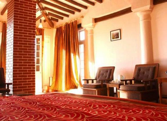 Karma Vilas Resort Mussoorie Room Area